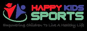 Happy Kids Sports Logo