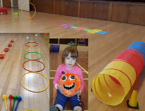 Multi-sport program for toddlers 1.5 – 2.5yo