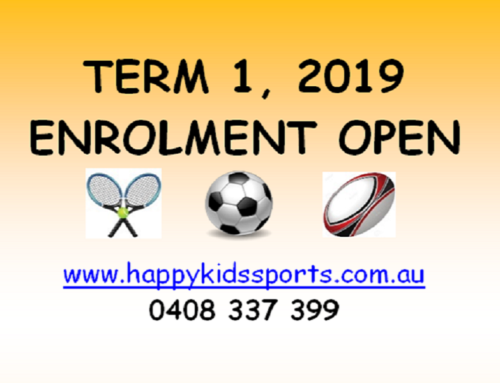 TERM 1, 2019 TIMETABLES – ENROLMENT OPEN