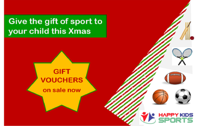Give the gift of sport to your child