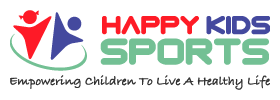 Happy Kids Sports Logo
