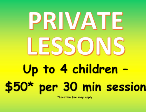 PRIVATE LESSONS – HAPPY KIDS SPORTS