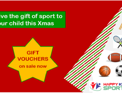 Give the gift of sport to your child this Christmas